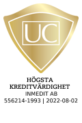 Seal issued by UC AB