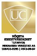 Tutaryds mekaniksa Verkstad UC Sigill